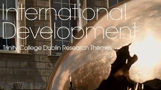 Download International Development Research Theme at Trinity Video