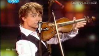 Download EUROVISION 2009 WINNER -NORWAY ALEXANDER RYBAK FAIRYTALE -HQ STEREO Video