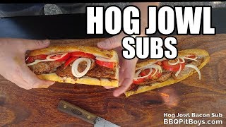 Download Hog Jowl Bacon Subs recipe Video