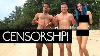 Download CENSORSHIP in Real Life! Video