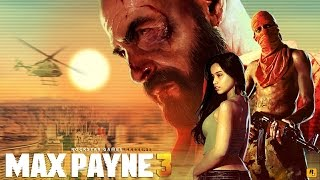 Download Max Payne 3 Game Movie (All Cutscenes) 1080p HD Video