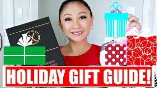 Download HOLIDAY GIFT GUIDE 2016! Video