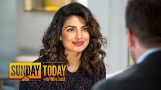 Download 'Quantico' Star Priyanka Chopra On Her Move To Hollywood: 'I Wanted The World' | Sunday TODAY Video