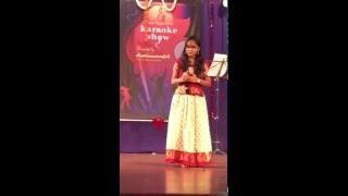 Download Jr. Shreya Ghoshal Ankita Kundu Kannada Song Video