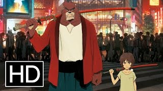 Download The Boy and The Beast - Official Trailer Video