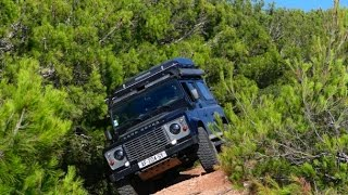 Download Land Rover Defender Amazing Sardegna 2016 Video