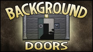 Download Terraria | Let's Make Background Doors! Video