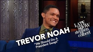 Download Trevor Noah Compares South Africa's Leaders To America's Video