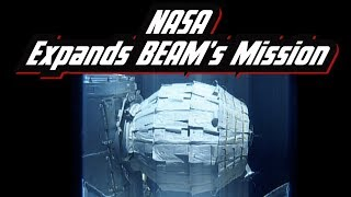 Download NASA Expands BEAM's Mission Video