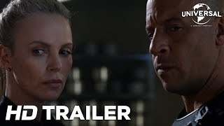 Download Fast & Furious 8 - Official Trailer 1 (Universal Pictures) HD Video