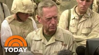 Download Donald Trump Reveals Pick Of James 'Mad Dog' Mattis For Secretary Of Defense | TODAY Video