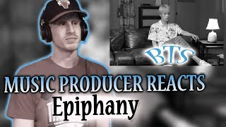 Download Music Producer Reacts to BTS - 'Epiphany' Comeback Trailer (LOVE YOURSELF 結 Answer) Video