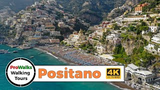 Download Positano, Italy Walking Tour in 4K Video