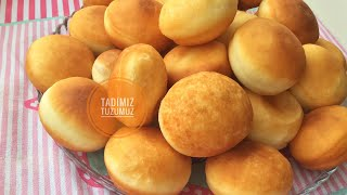 Download Kazakistan'da Öğrendiğim Efsane Pişi Tarifi | бауырсак рецепт | Tadimiztuzumuz Video