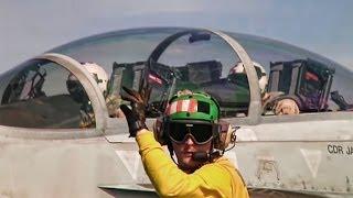 Download Aircraft Carrier Flight Deck • Controlled Chaos Video
