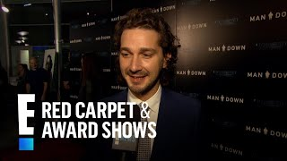 Download Shia LaBeouf Spills on Married Life With Mia Goth | E! Live from the Red Carpet Video