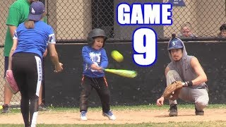 Download PLAYING ALL NINE POSITIONS IN ONE GAME! | On-Season Softball Series | Game 9 Video