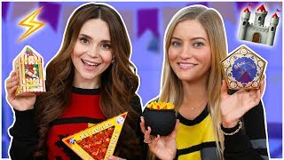 Download TRYING FUN HARRY POTTER CANDY w/ iJustine! Video