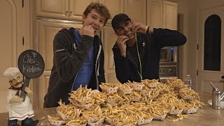 Download $100 FRENCH FRY CHALLENGE Video
