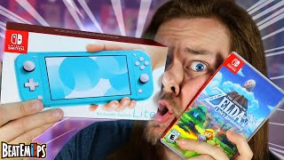 Download Is the NEW Nintendo Switch Lite ACTUALLY a Switch? Video