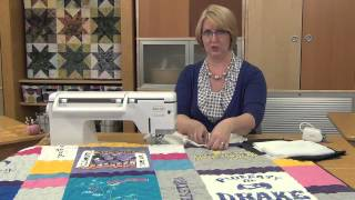Download Machine Minute: Secrets to Sewing T-Shirt Quilts Video
