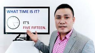 Download Cách hỏi và trả lời về thời gian Tiếng Anh Video