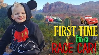 Download Michael's First FAST RIDE at Disneyland!! Video