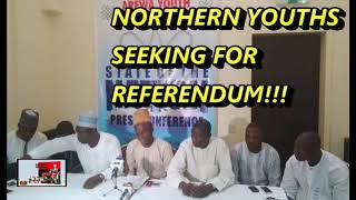 Download COLIATION OF NORTHERN YOUTHS CALLS FOR REFERENDUM!!! Video