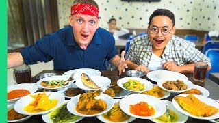 Download Traditional Jakarta Street Food You Must Try! Nasi Padang and Jakarta's BEST Fried Rice! Video