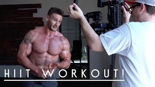 Download Workout for Fasting - 12 Minute Follow Along HIIT Workout Video