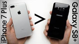 Download 25 Reasons Why iPhone 7 Plus Is Better Than Galaxy S8+ Video