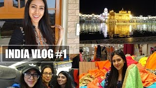 Download India Vlog #1⎪Shopping Trips, Golden Temple Gallery, CRAZY Auto Rides Video