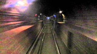 Download tunnel ride under Hudson river to Penn Station, NYC Video