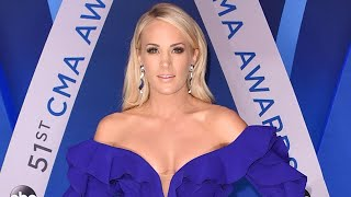 Download Carrie Underwood Reveals Major Injury to Her Face Video