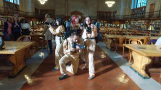 Download NYPL Mannequin Challenge! Video