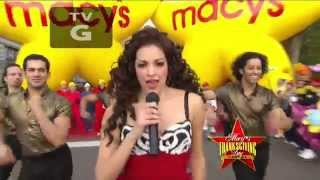 Download On Your Feet- 2015 Macy's Thanksgiving Day Parade Video