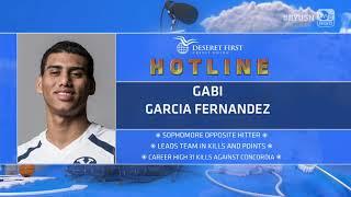 Download Gabi Garcia Fernandez on BYUSN 4.18.2019 Video
