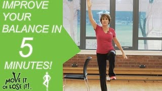 Download Improve your Balance in 5 minutes! Video