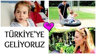 Download TÜRKİYE'YE GELİYORUZ | VLOG #584 | GÜNLÜK HAYAT Video