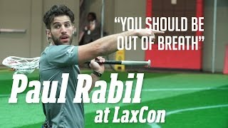 Download Paul Rabil Experience Shooting Tips: Fundamentals and Drills Video