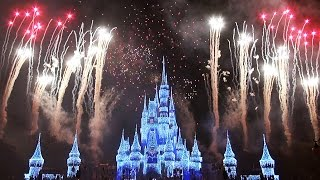 Download Holiday Wishes Fireworks Finale at Mickey's Very Merry Christmas Party 2016, Walt Disney World Video