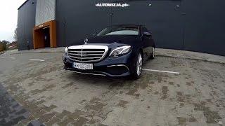 Download Mercedes E-Class W213 2016 creaky plastics / skrzypiące plastiki / quality test Video