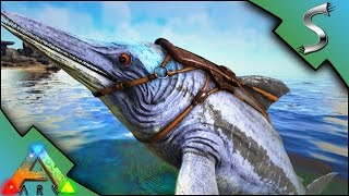 Download ICHTHY TAMING! CNIDARIA HUNTING & BIO TOXIN! | Ark: Survival Evolved [S3E31] Video