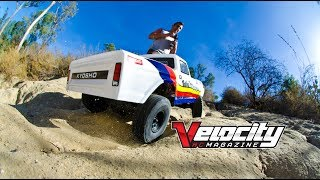 Download Kyosho Outlaw Rampage Review - Velocity RC Cars Magazine Video