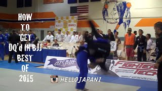 Download How to get DQ'd in BJJ - BEST COMPILATION [HELLO JAPAN] Video