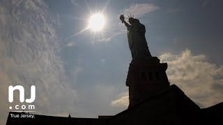 Download Solar eclipse 2017 time-lapse from the Statue of Liberty Video