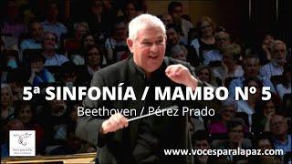 Download 5ª SINFONIA / MAMBO Nº 5. Beethoven/Pérez Prado. Director: Rafael Sanz Espert. Concert Band. Video