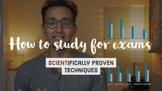 Download How to study for exams - Evidence-based revision tips Video