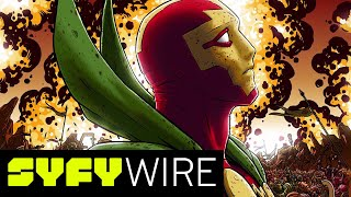 Download Tom King on Mister Miracle and Batman Actually Being Happy | New York Comic-Con 2017 | SYFY WIRE Video