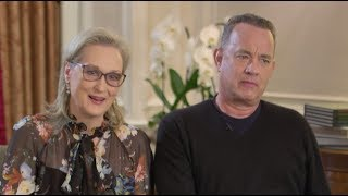 Download Were Tom Hanks and Meryl Streep paid the same in The Post? | ITV News Video